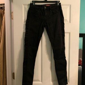 Slim-hers YMI black skinny jeans